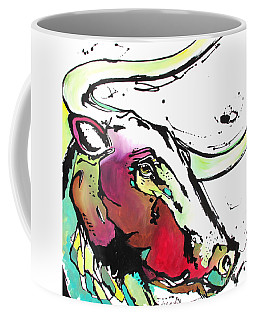 Austin Coffee Mug by Nicole Gaitan