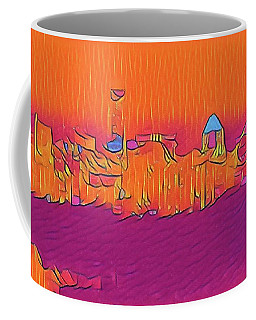 Austin Skyline Electric Coffee Mug