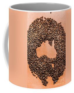 Australia Cafe Artwork Coffee Mug
