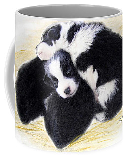 Australian Cattle Dog Puppies Coffee Mug