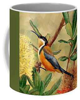Australian Eastern Spinebill  Coffee Mug