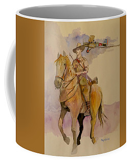 Australian Light Horse Regiment. Coffee Mug