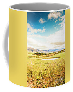 Australian Open Spaces  Coffee Mug