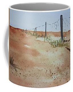 Australian Outback Track Coffee Mug