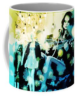 Australian Woman #2 - The Image Coffee Mug