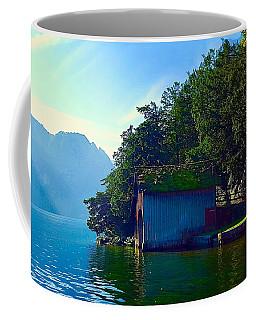 Austrian Alps Coffee Mug