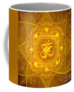 Authentic Om  Coffee Mug