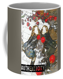 Authenticity Coffee Mug