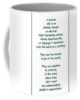 Autism Torture Coffee Mug