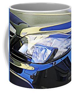 Auto Headlight 191 Coffee Mug by Sarah Loft