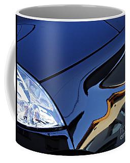 Auto Headlight 192 Coffee Mug by Sarah Loft