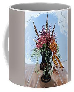 Automne Jardiniere Coffee Mug