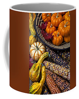 Autumn Abundance Coffee Mug