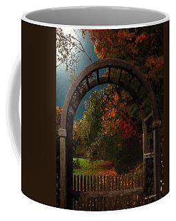 Autumn Archway Coffee Mug