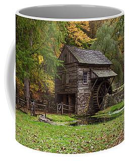 Autumn At Cuttalossa Farm II Coffee Mug