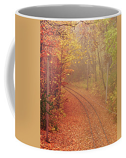 Autumn At Lake Harriet  Coffee Mug