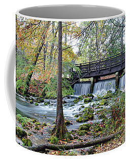 Autumn At Maramec Spring Coffee Mug
