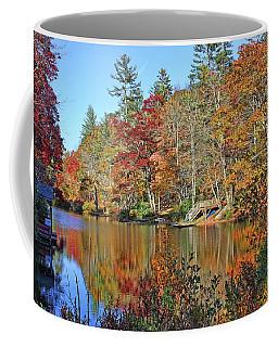 Autumn At The Lake 2 Coffee Mug