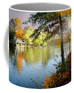 Autumn At Tilley Pond Coffee Mug