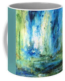 Spring Rain  Coffee Mug by Laurie Rohner