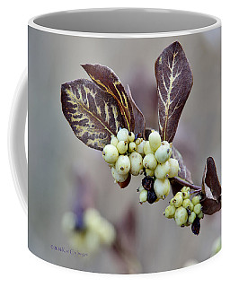 Autumn Berries And Foliage Coffee Mug