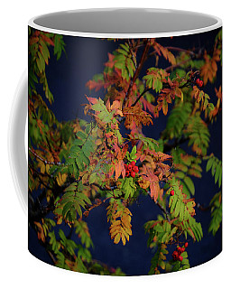 Autumn Berries Coffee Mug