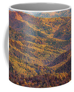Autumn Blanket Coffee Mug