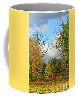 Autumn Breeze Nature Art Coffee Mug