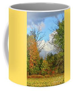 Autumn Breeze Nature Art Coffee Mug