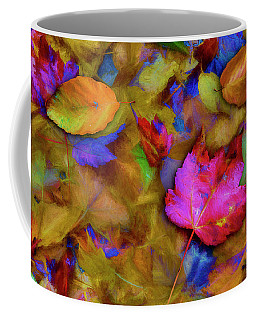 Autumn Breeze Coffee Mug by Paul Wear