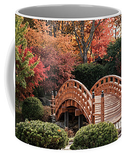 Autumn Bridge Coffee Mug