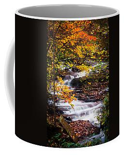 Autumn Cascade  Coffee Mug