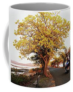 Autumn Causeway Coffee Mug