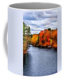 Autumn Channel Coffee Mug