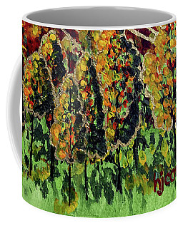 Autumn Christmas Coffee Mug