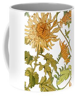 Autumn Chrysanthemums I Coffee Mug
