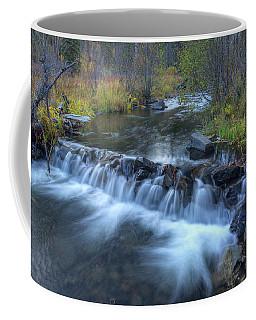 Autumn Color On The Little Colorado Coffee Mug
