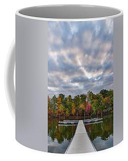 Autumn Colors At The Lake Coffee Mug