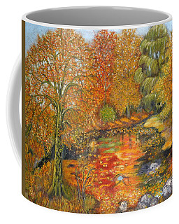 Autumn Colours Coffee Mug