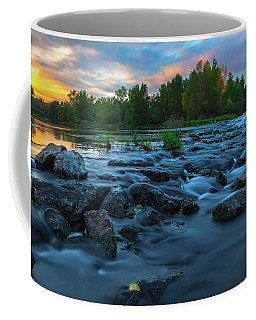 Autumn Comes Coffee Mug