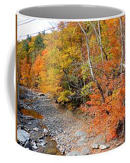 Autumn Creek 2 Coffee Mug