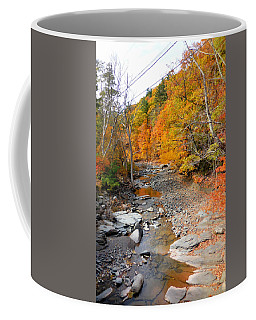 Autumn Creek 5 Coffee Mug