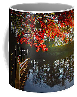 Autumn Creek Magic Coffee Mug
