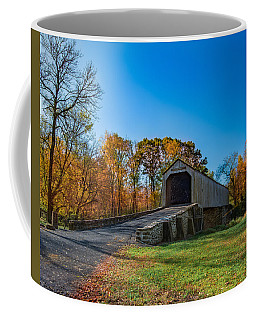 Autumn Crossing Coffee Mug