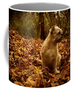 Autumn Daisy 2 Coffee Mug