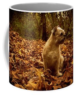 Autumn Daisy 2 Coffee Mug