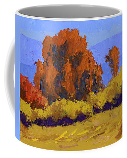 Autumn Dance Coffee Mug