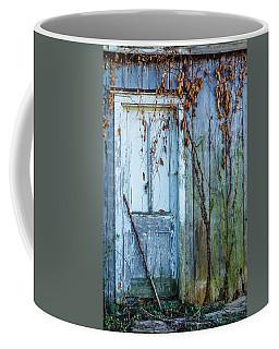 Autumn Door Coffee Mug
