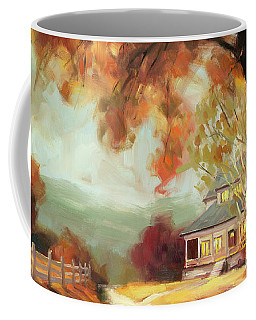 Autumn Dreams Coffee Mug