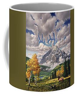 Autumn Echos Coffee Mug